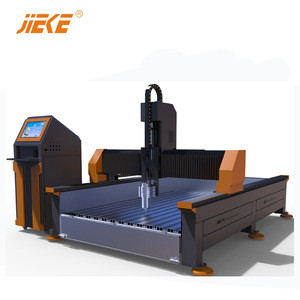 Heavy machine duty Jieke  stone router cnc marble engraving machine price