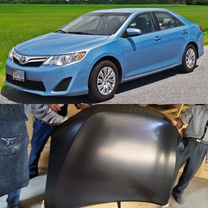 High quality aftermarket auto body kit accessories hood/bonnet/engine cover for camry 2012-2018