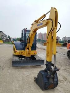 High Quality used komats pc55 mini excavators