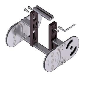 Kabelschlepp Chain belt S 1250 Kr 340 mm