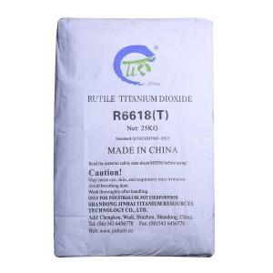 Low price tio2  R-6618T tio2 for coating rutile titanium dioxide pigments for oil paints