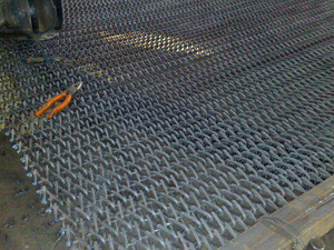 Metal mesh belt conveyor chain used elevators for sale