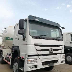 Original Factory  China  G12K 12m3 big concrete mixer truck large capacity concrete mixer machine price