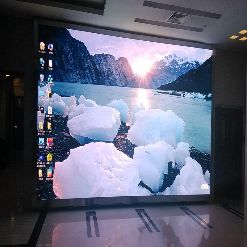 P3 full color HD indoor LED Display