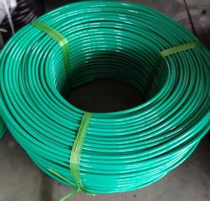 PA12 shine green pneumatic tube,high pressure tubing,better than PU tubing