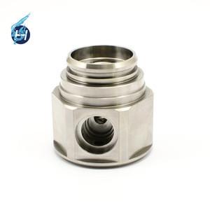 Professional cnc machining car air conditioning spare parts bus air conditioning spare parts air compressor parts