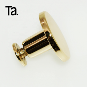 TANAI metal round metal rivets and studs , collar studs trim for garments / bags