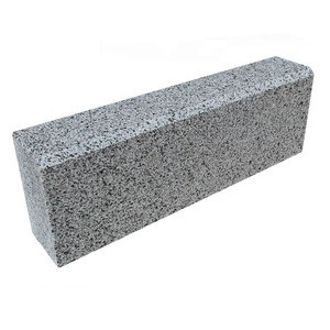 Wholesale G654 Pool Curb Stone Price Chinese Gey Granite Curbstone,new york curb