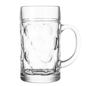 1L Beer Glass