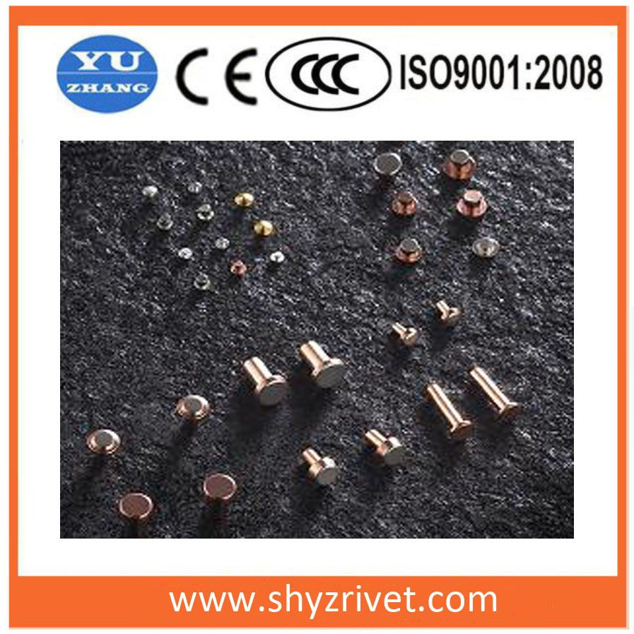 Electrical Contact Rivet  Switch Contact