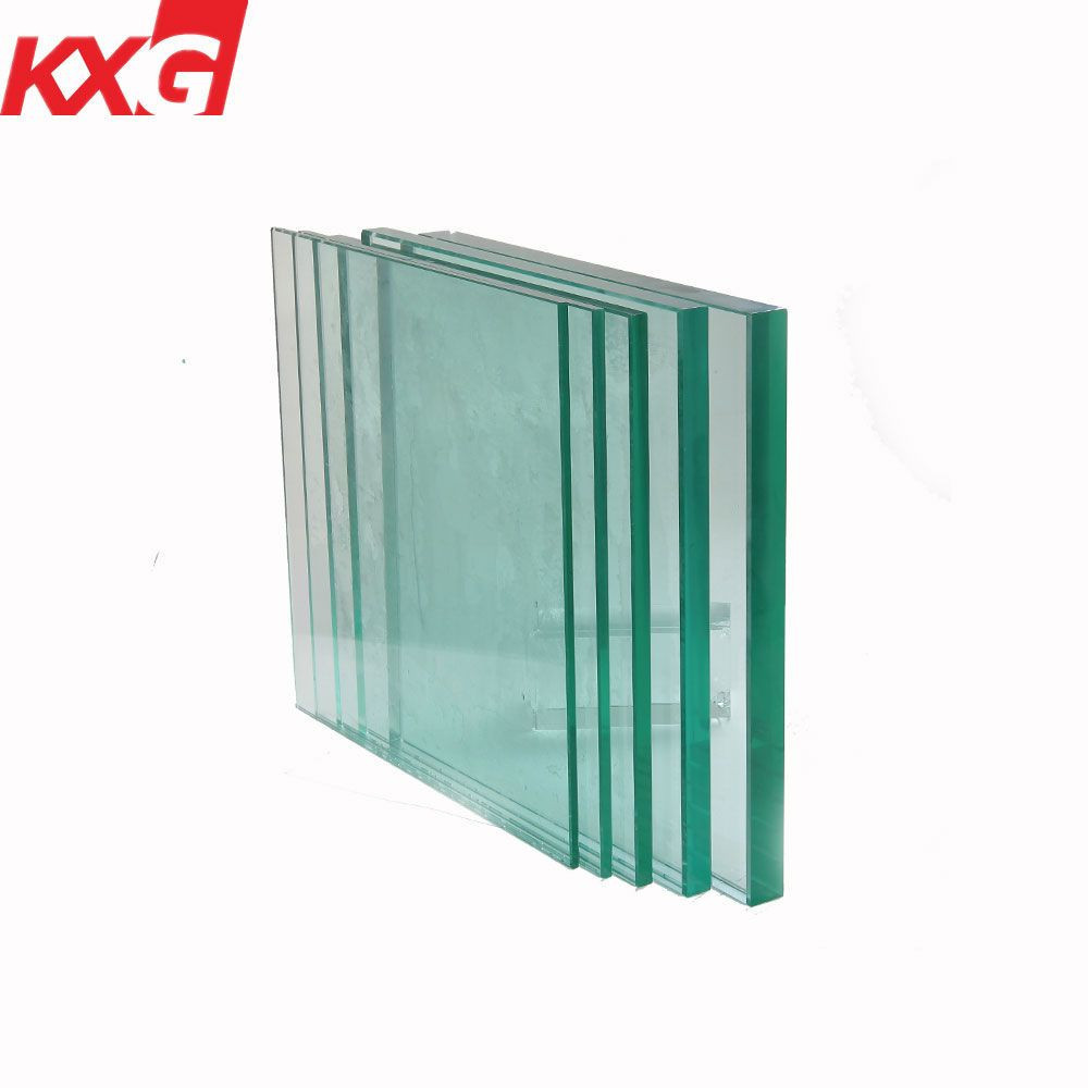 Glass manufacturer supply 4-19mm building glass tempered glass