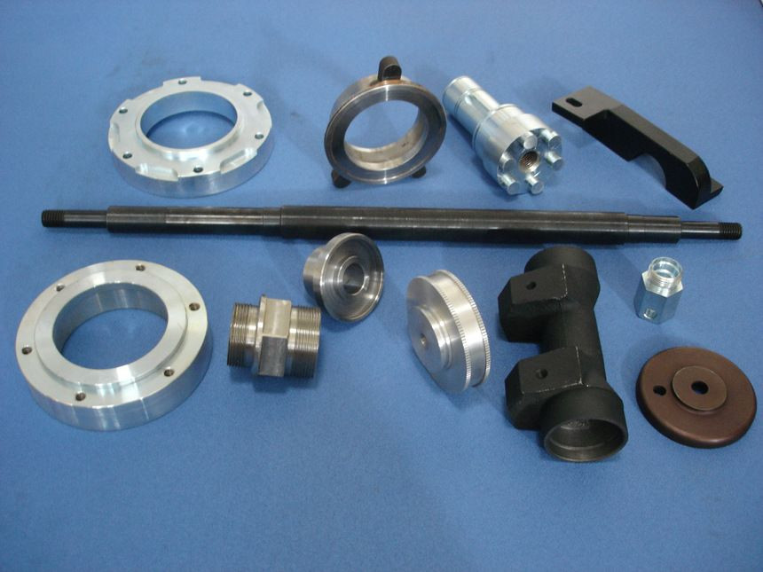 Various precision CNC machining components China