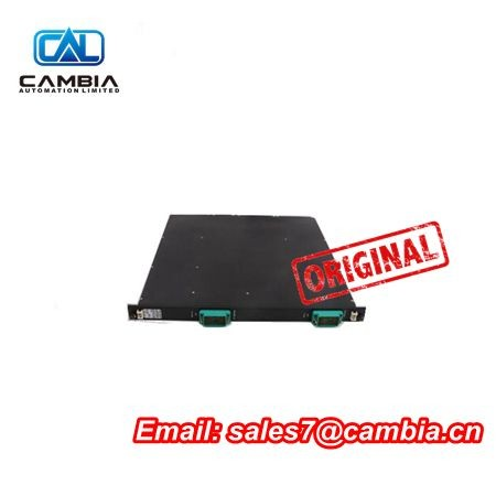 TRICONEX9563Input/Output ModuleDCS