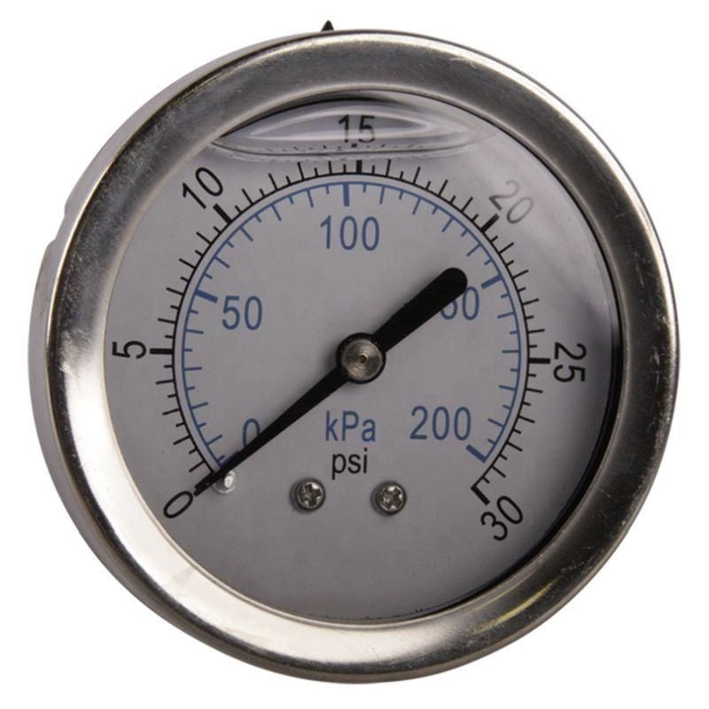 Pressure Water Compatible Gauge