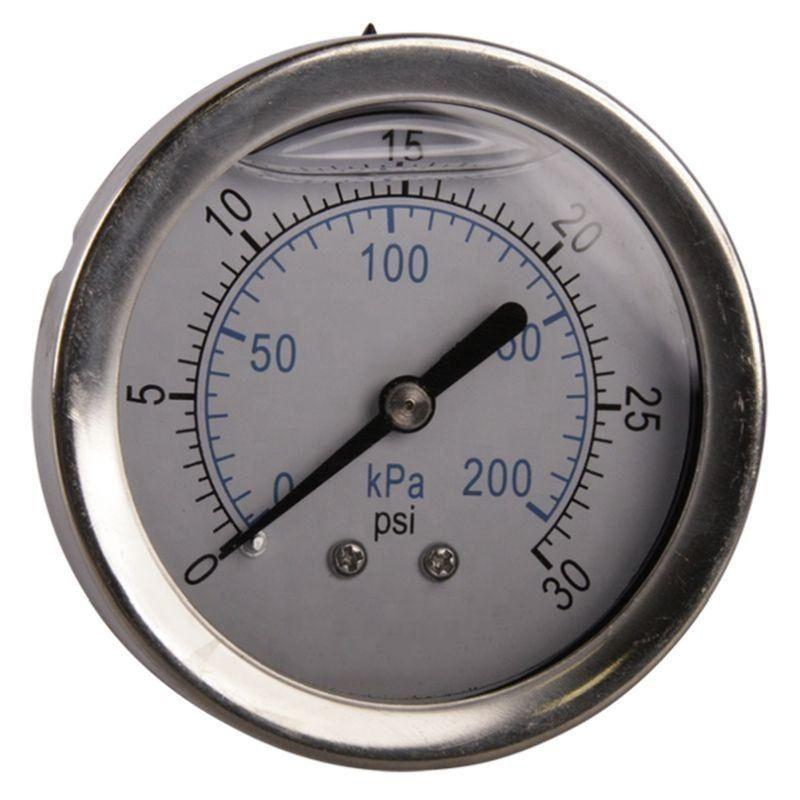 Pressure Water Compatible Gauge