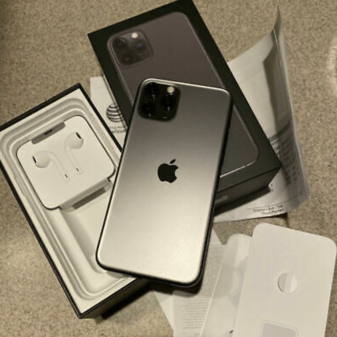 IPhone 11 Pro Max New Inbox