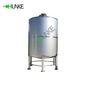 1000L 5000L SUS304, 316L duplex stainless steel solar hot water supplier storage tank 500 liters