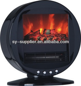 2000W Portable Oscillation Electric Fireplace