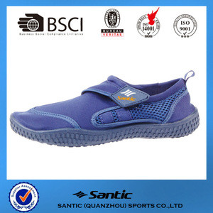 2017 OEM ODM NEW FASHION CHEAP beach aqua shoes