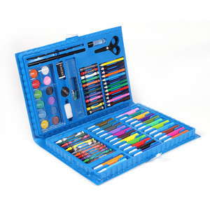 86pcs Deluxe drawing art set colouring set for kids
