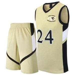 Adults&kids reversible jerseys basketball uniforms