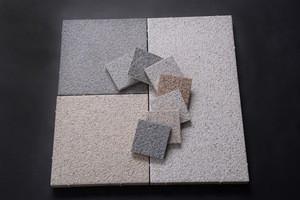 Artificial stone paving tile