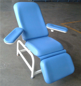BT-DN008 Hospital furniture cheap manual medical blood collection chair phlebotomy chair blood sampling donation chair price