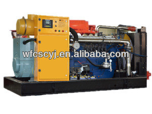 CE&ISO approved natural gas generator