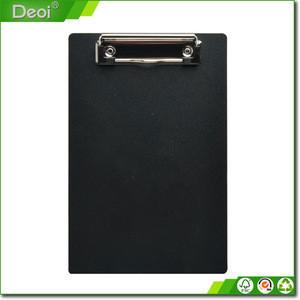 Custom hard plastic clipboard for school