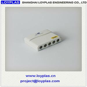 Custom unique plastic project box