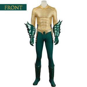 DC Anime/movie cosplay costume Aquaman War clothes costume