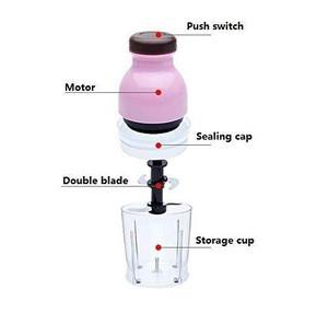 Electric Multi-function Meat Grinder Blender Baby Food Processor