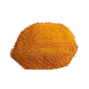 Environmentally friendly corn gluten flour without mold and uniform color