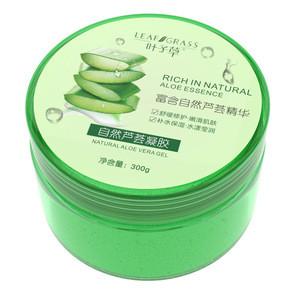 FACELANDY face mask skin care aloe vera massage gel,face moisturizing cream natural aloe skin gel aloe vera L1000