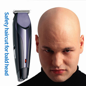 Factory Wholesale Rechargeable High Speed Motor Cordless Waterproof Detachable Electric professional Body Hair Trimmer