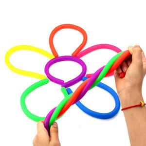 Hot Sale Tpr Noodle Rope Decompression Toys