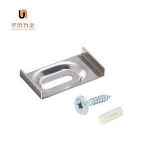 Laundry kitchen sink undermount sink fitting clamps clips