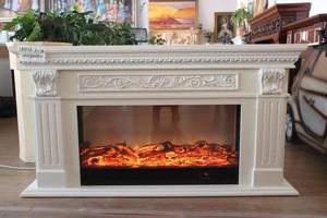 Living Room Furniture Modern Fireplace