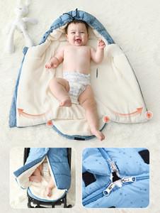 New born baby blanket stroller sleeping bag for outdoor evetns