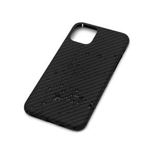 Newest product carbon fiber aramid Kevlar Cell Phone Case For iPhone xi For iPhone xi R or iPhone XI max
