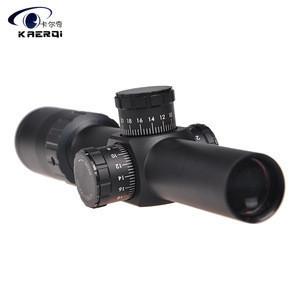 OEM 1-6x24 china optics scope hunting accessories riflescope