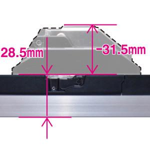 Pdu rack current transformer digital clamp meter with test equipment