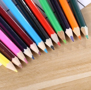Pencil color set color pencil set with box  with colorful box for kids