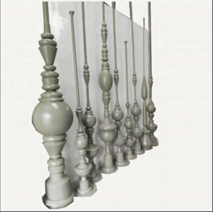 Professional customized roof top stainless steel pagoda spire   pillar