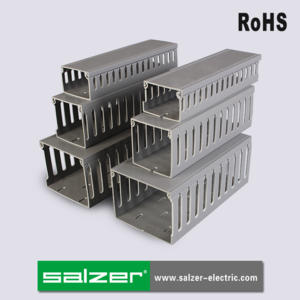 Salzer brand Cable Ducts RoHS certificate