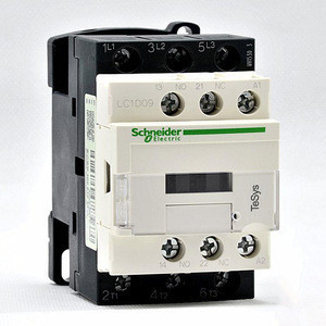 TeSys D LC1D09 110V 9A 3phase telemecanique contactor