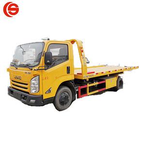 Tow truck wrecker/flatbed wrecker/5 ton wrecker towing truck