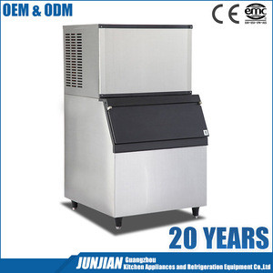 Welbas Water drip Cooling type cubic ice maker