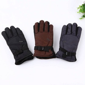 Wholesale hot sale safety cotton white work glove with great low price