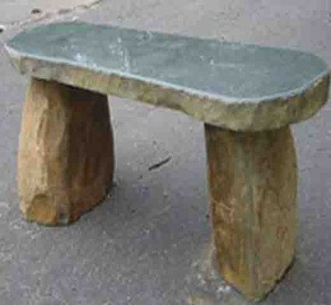 Wholesale natural stone benches